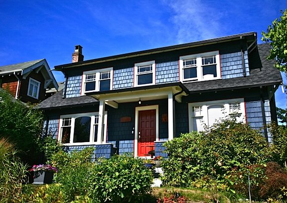 North Vancouver Heritage Real Estate: North Vancouver Heritage Homes