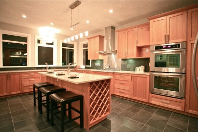 Sarra Homes Kitchen